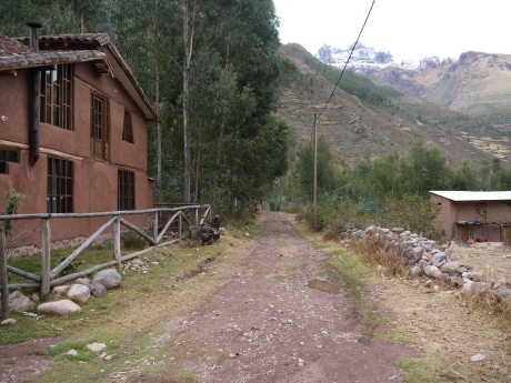 Our house in Huaran